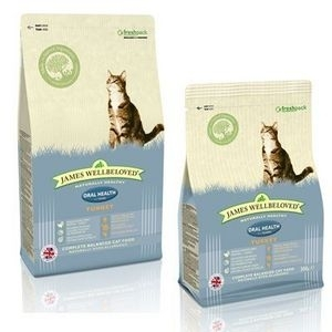 James Wellbeloved Oral Health Turkey 1.5kg