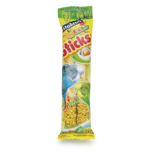 Vitakraft egg sticks for budgies 54g