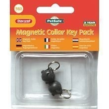 STAYWELL MAGNETIC CAT FLAP SPARE COLLAR KEYS PACK CONTAINS 2 REPLACEMENT MAGNETS